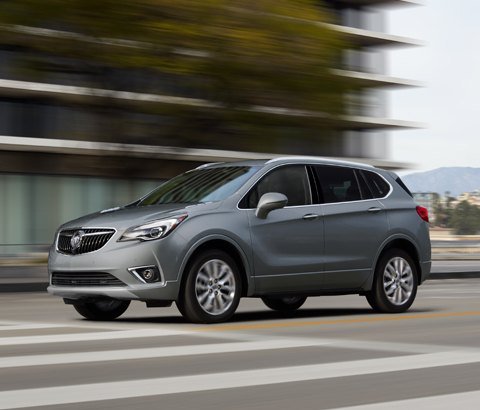 2021 Buick Envision PREFERRED AWD